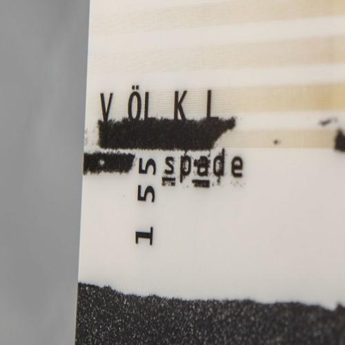Volkl Spade + крепление Volkl Straptec Initial Teal