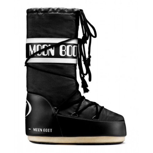 Moon Boot Nylon Black 18/19