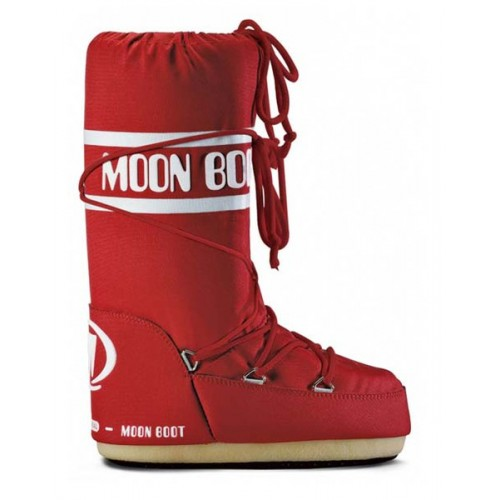 Moon Boot Nylon Red 18/19